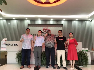 Congratulations to Shenzhen WALTEK for successfully completing the A2LA review !