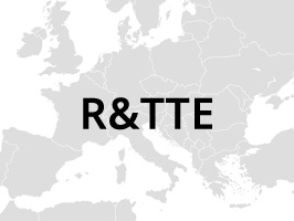 R&TTE Certification